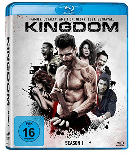 Kingdom Staffel 1 [Blu-ray]