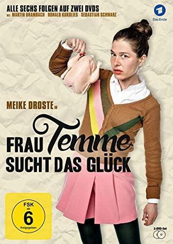Frau Temme sucht das Glück 2 DVDs