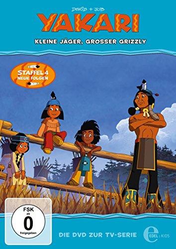 Yakari Die TV-Serie, Vol. 29: Kleine Jäger/Großer Grizzly