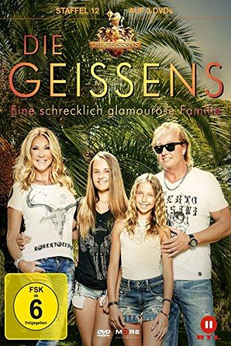 Die Geissens - Eine schrecklich glamouröse Familie: Staffel 12 (3 DVDs)