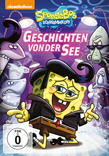 SpongeBob Schwammkopf Geschichten von der See