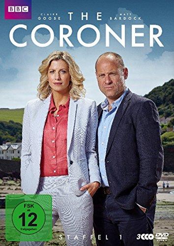 The Coroner Staffel 1 (3 DVDs)