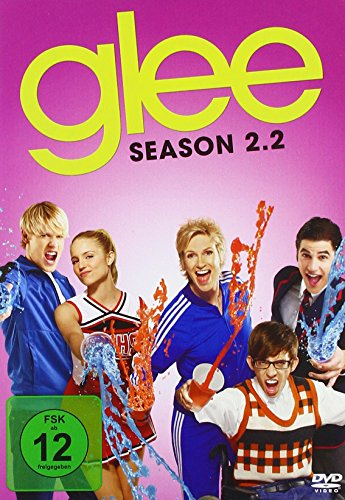 Glee Staffel 2, Vol. 2 (4 DVDs)