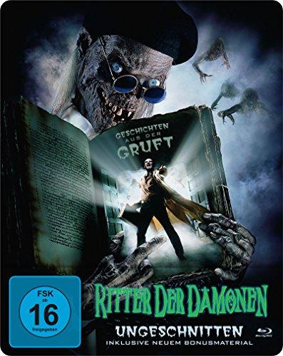 Geschichten aus der Gruft präsentiert: Ritter der Dämonen (ungeschnitten) (Steelbook) [Blu-ray]