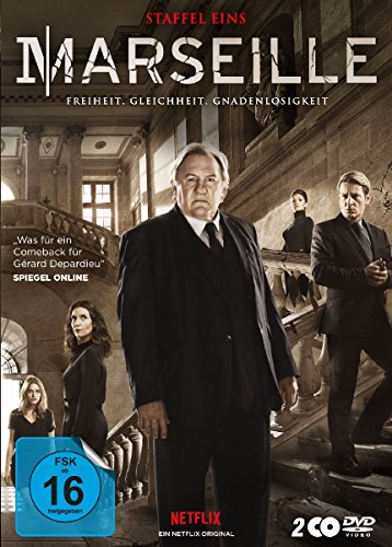 Marseille Staffel 1 (2 DVDs)