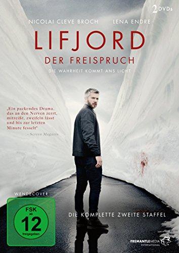 Lifjord - Der Freispruch: Staffel 2 (2 DVDs)