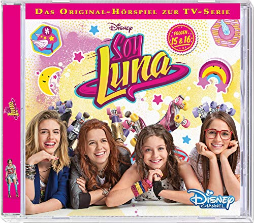 soy luna shop dvds blu ray discs cds b cher tv wunschliste. Black Bedroom Furniture Sets. Home Design Ideas
