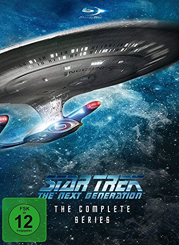 Star Trek: Next Generation The Full Journey [Blu-ray]