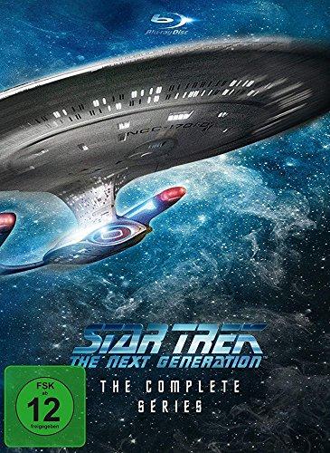 Star Trek: Next Generation The Full Journey [Blu-ray]