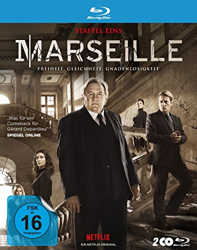 Marseille Staffel 1 [Blu-ray]