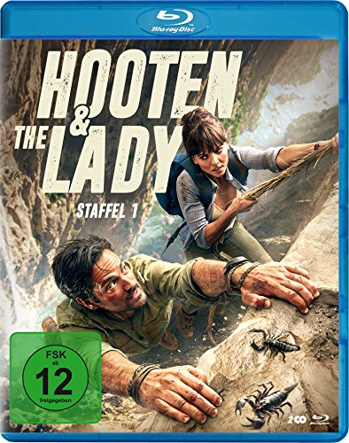Hooten & The Lady Staffel 1 [Blu-ray]