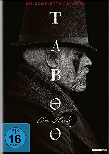 Taboo Staffel 1 (3 DVDs)