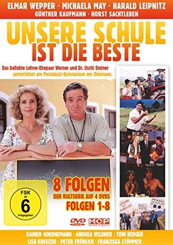Unsere Schule ist die Beste Staffel 1 (4 DVDs)