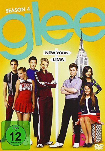 Glee Staffel 4 (6 DVDs)