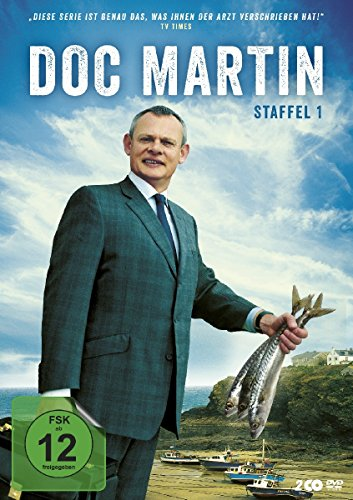 Doc Martin Staffel 1 (2 DVDs)