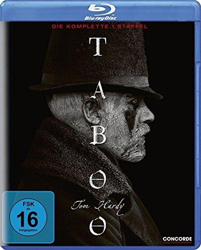 Taboo Staffel 1 [Blu-ray]