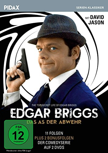 The Top Secret Life of Edgar Briggs The Complete Series