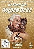 Im Reich der wilden Tiere - Staffel 1 (4 DVDs)