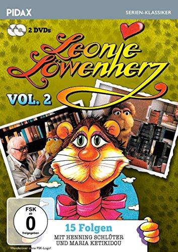 Leonie Löwenherz Vol. 2 (2 DVDs)