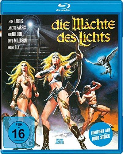Die Mächte des Lichts (Limited Edition) [Blu-ray]