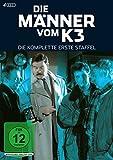 Die Männer vom K 3 - Staffel 1 (4 DVD)