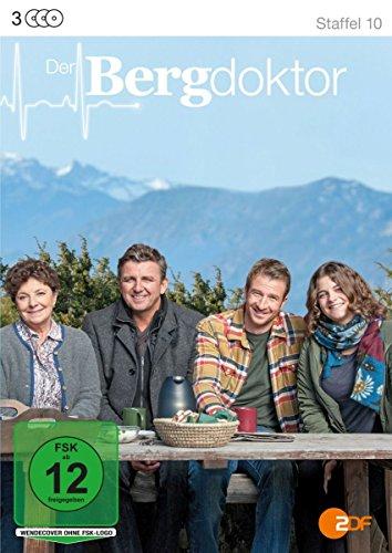 Der Bergdoktor Staffel 10 (3 DVDs)