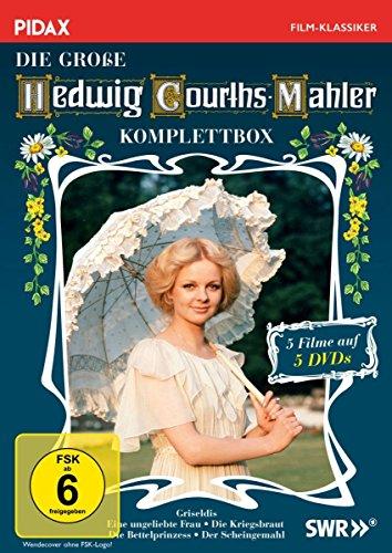 Die Welt der Hedwig Courths-Mahler 5 DVDs