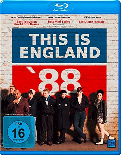This is England '88 Blu-ray
