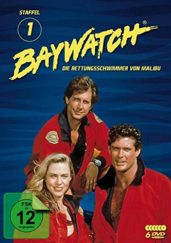 Baywatch Staffel  1 (6 DVDs)