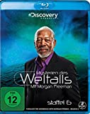 Mit Morgan Freeman: Staffel 6 [Blu-ray]