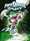 Power Rangers Lost Galaxy - Die komplette Staffel (5 DVDs)