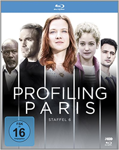 Profiling Paris Staffel 6 [Blu-ray]