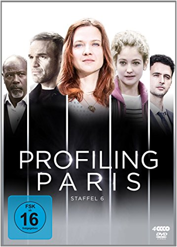 Profiling Paris Staffel 6 (3 DVDs)
