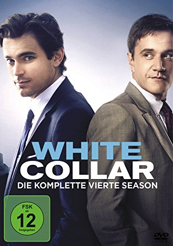 White Collar Staffel 4 (4 DVDs)
