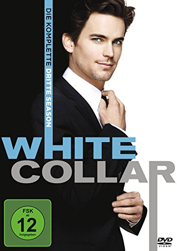 White Collar Staffel 3 (4 DVDs)
