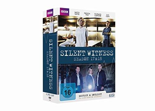 Silent Witness (Gerichtsmediziner Dr. Leo Dalton) Staffel 17+18 (6 DVDs)
