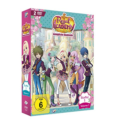 Regal Academy - Königliche Akademie: Vol. 1 (2 DVDs)
