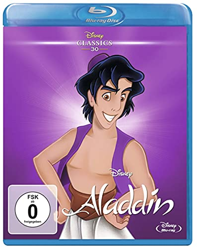Aladdin (Disney Classics) [Blu-ray]