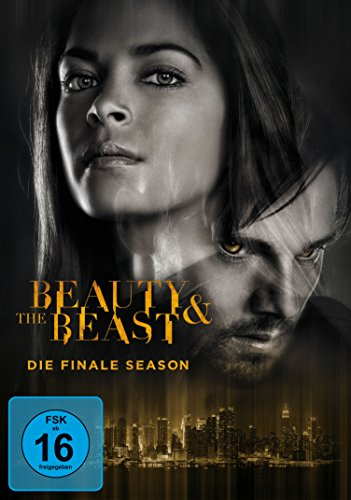 Beauty and the Beast Staffel 4 (4 DVDs)