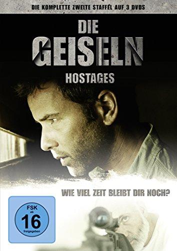 Die Geiseln Staffel 2 (3 DVDs)