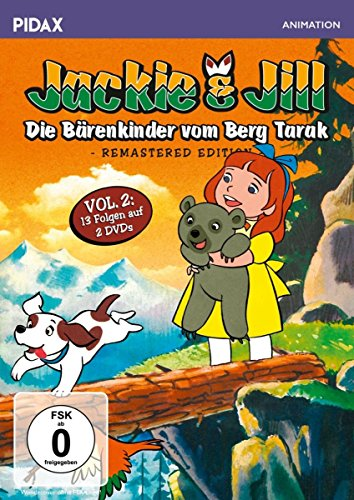 Jackie & Jill - Die Bärenkinder vom Berg Tarak,