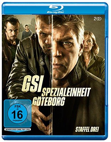GSI - Spezialeinheit Göteborg: Staffel 3 [Blu-ray]