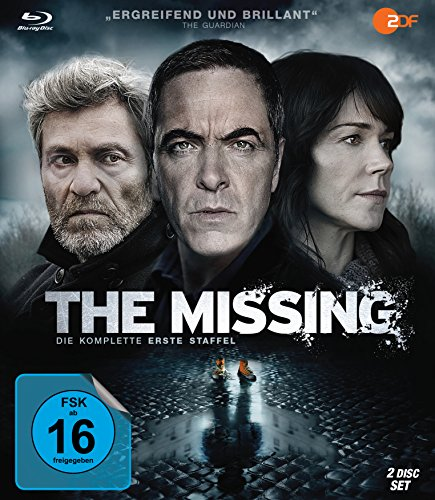 The Missing Staffel 1 [Blu-ray]