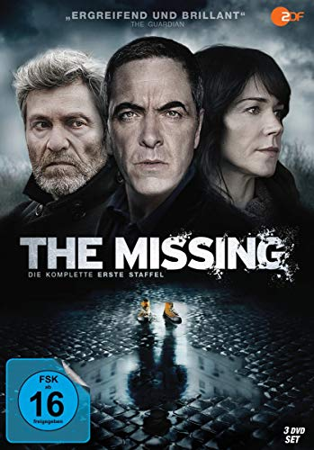 The Missing Staffel 1 (3 DVDs)