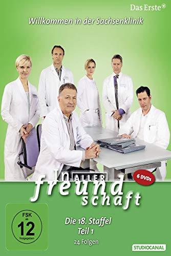 In aller Freundschaft Staffel 18, Teil 1 (6 DVDs)