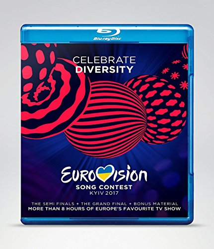 Eurovision Song Contest 2017 [Blu-ray]