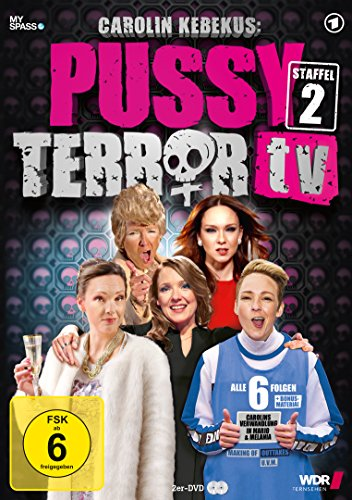Carolin Kebekus: Pussy Terror TV Staffel 2 (2 DVDs)