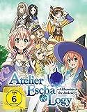 Atelier Escha & Logy: Alchemists of the Dusk Sky - Vol. 1 (Limited Edition) [Blu-ray]