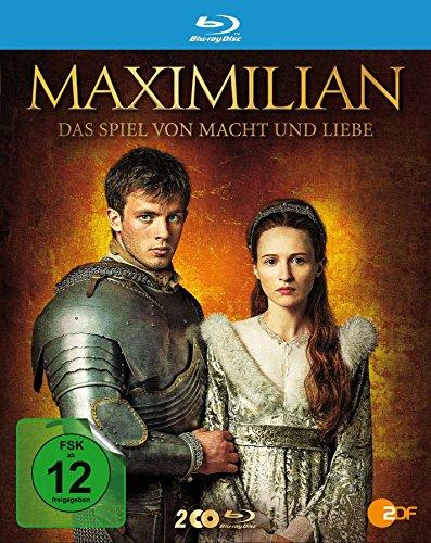 Maximilian - Das Spiel von Macht und Liebe Blu-ray