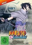 Naruto Shippuden - Staffel 17: Der vierte große Shinobi Weltkrieg - Die Rückkehr von Team 7 (3 DVDs)